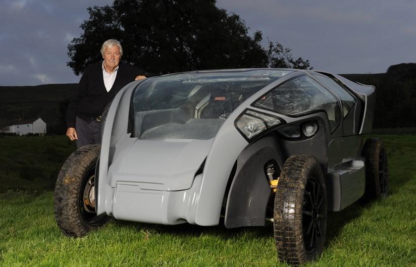 Ex Tvr Chairman Peter Wheeler 1944 2009 By Car Magazine