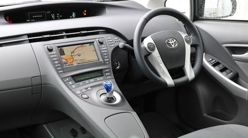 Toyota Prius 2009 Hybrid Review Car Magazine