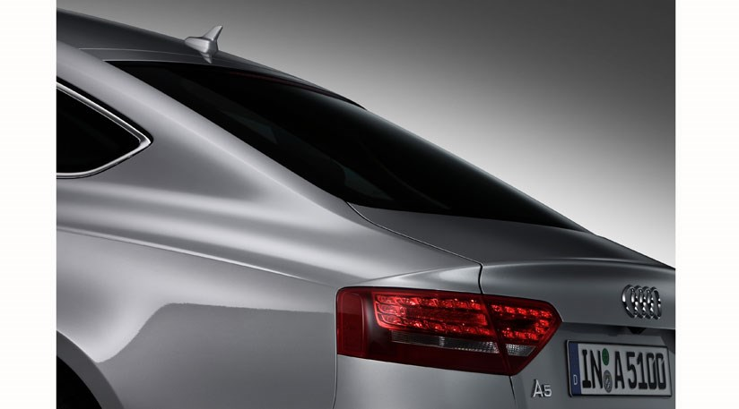 Audi A5 Sportback 2009 Teaser Photo Sketch And Video Car Magazine