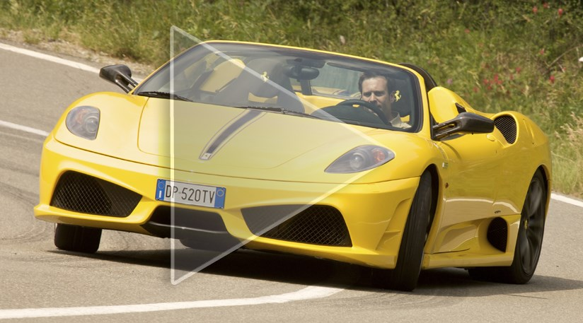Ferrari Scuderia Spider 16m 2009 Car Video Review Car Magazine