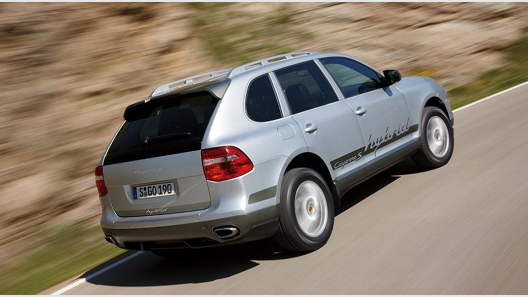 Porsche Cayenne S Hybrid 2010 Car Review