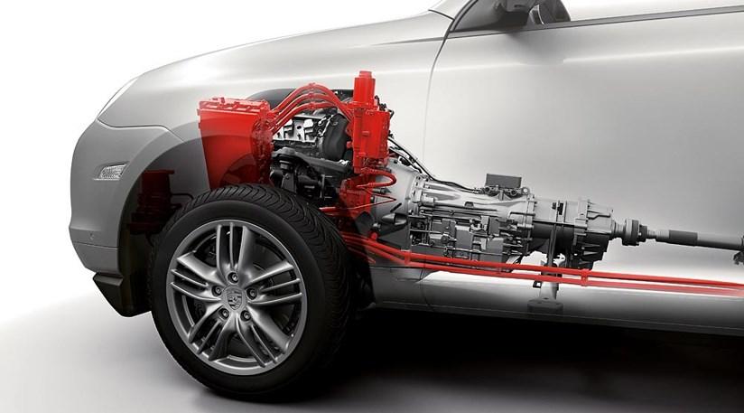 Porsche Cayenne S Hybrid 2010 Car Review: Porsche Cayenne V6 Engine Diagram At Aslink.org