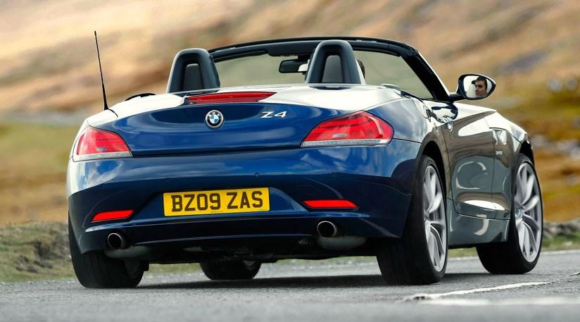 Bmw Z4 Sdrive 23i 2009 Review Car Magazine