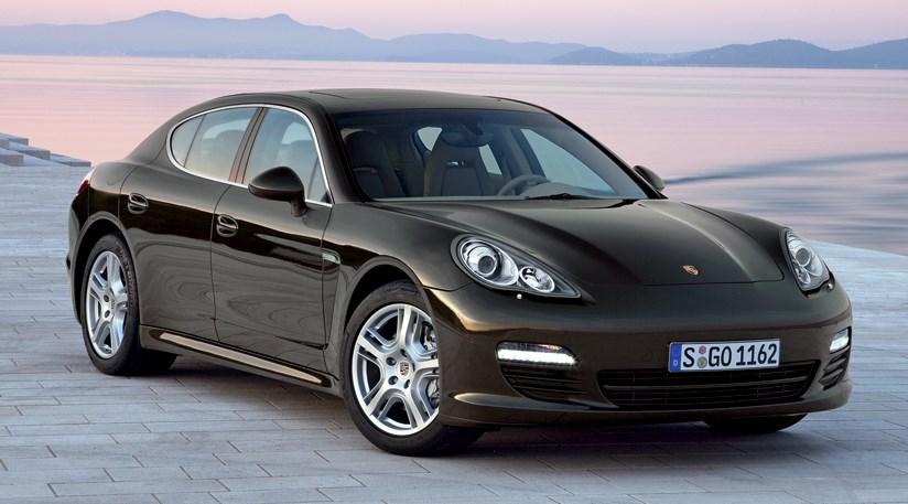 Porsche Panamera S 2009 Review Car Magazine