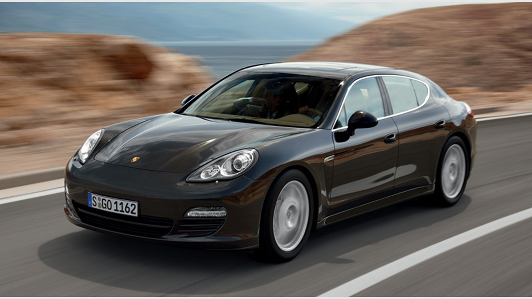 Porsche Panamera S 2009 Review Car Magazine