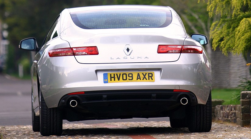 Renault Laguna Coupe 20 dCi GT 2009 longterm test review by