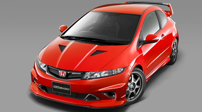 honda civic 5d type r 2009