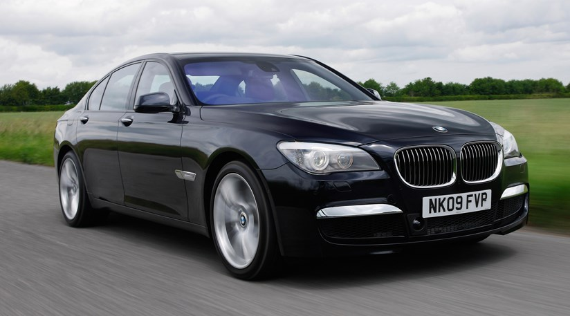 Bmw S M Sport 7 Series 2009 First Official Pictures By