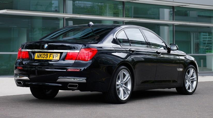 2009 Bmw 7 Series. BMW#39;s M Sport 7-series (2009):