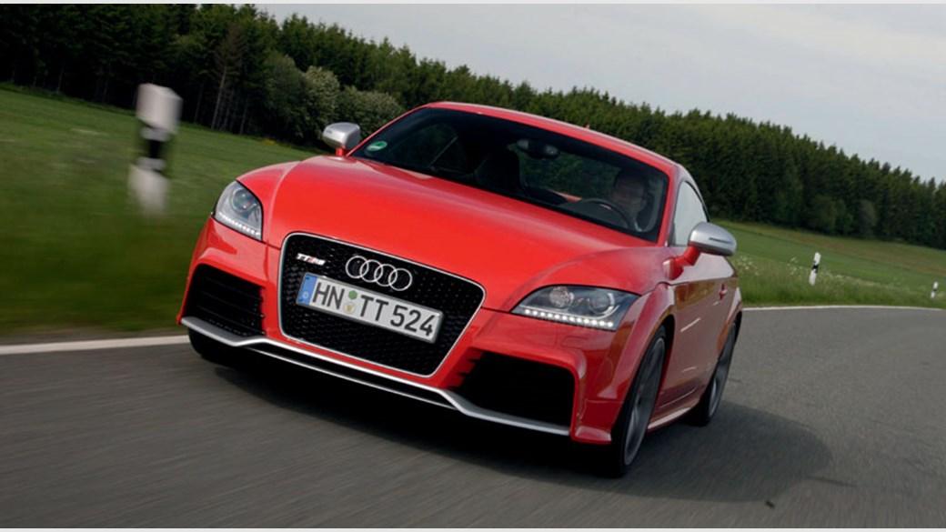 Audi Tt Rs 2009 Car Review
