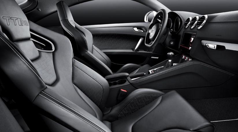 Audi Tt Rs Coupe 2009 Review Car Magazine