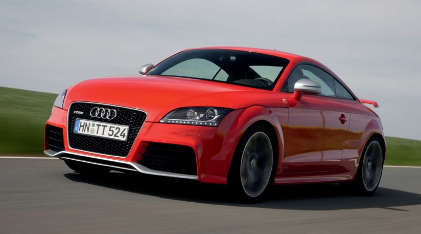 audi tt rs coupe 2009 review car magazine. Black Bedroom Furniture Sets. Home Design Ideas