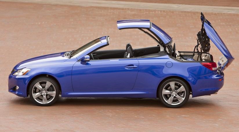 ... Lexus IS 250C (2009) Review ...