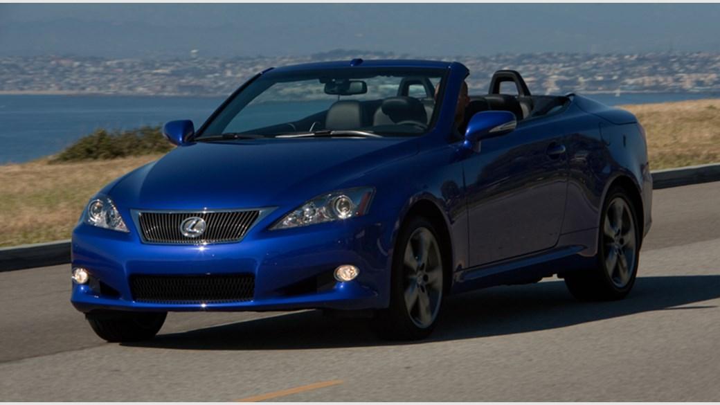 Lexus Is 250c 2009 Review