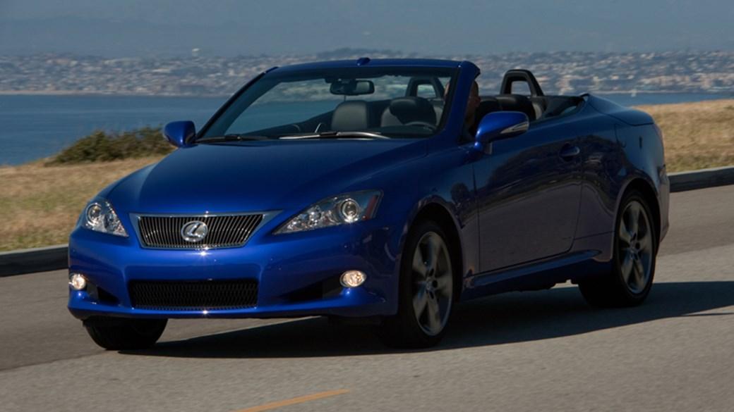Lexus IS 250C (2009) Review