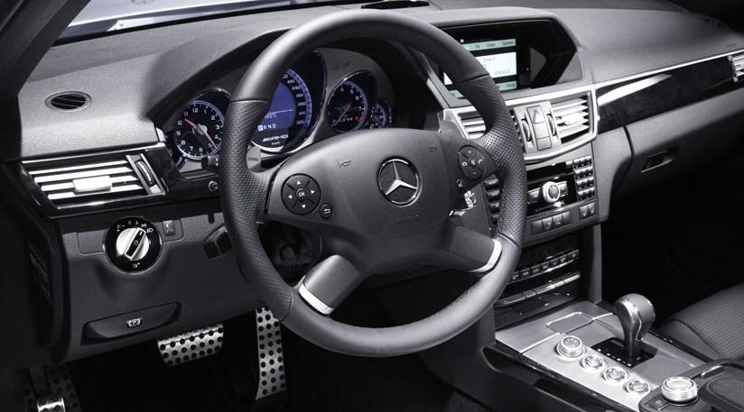 Mercedes E63 AMG (2009) review | CAR Magazine