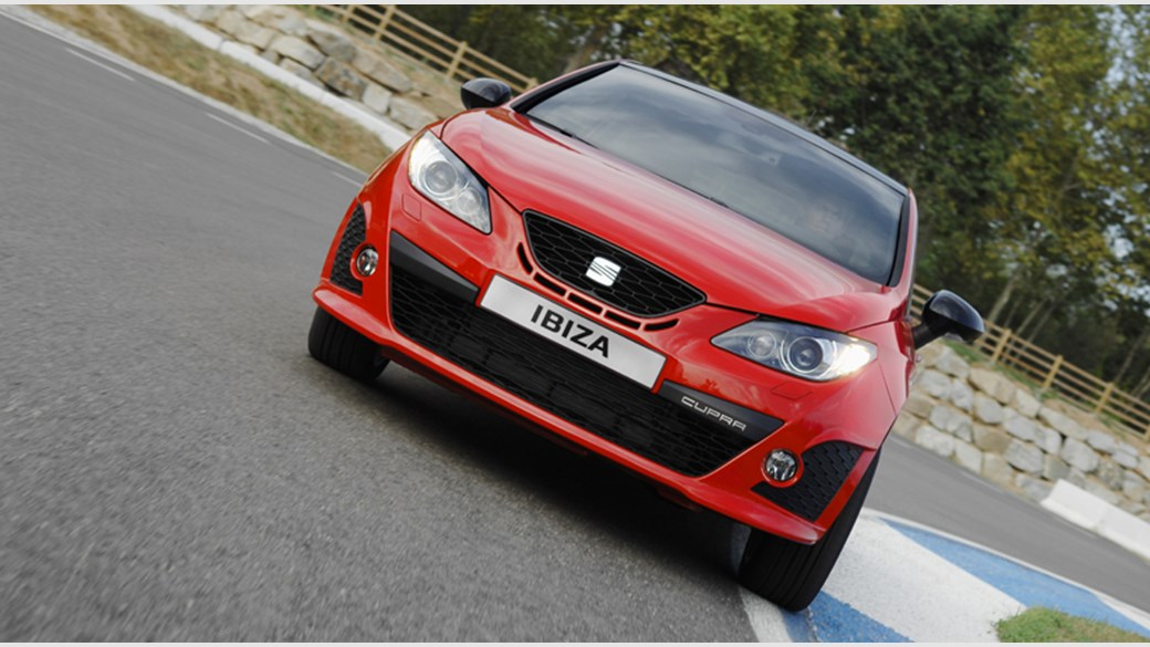 Seat Ibiza Cupra 2009 Review Car Magazine