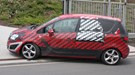 Vauxhall Meriva: it'll have suicide rear doors. Don't believe those dummy conventional handles