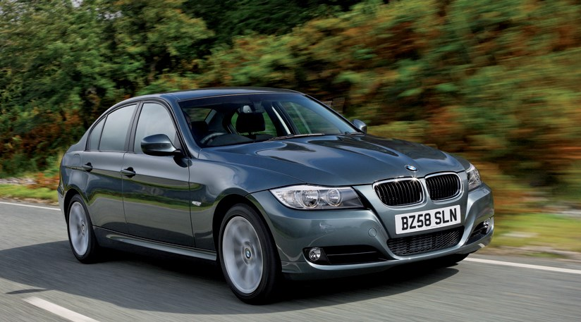bmw 318d 2009 review by car magazine. Black Bedroom Furniture Sets. Home Design Ideas