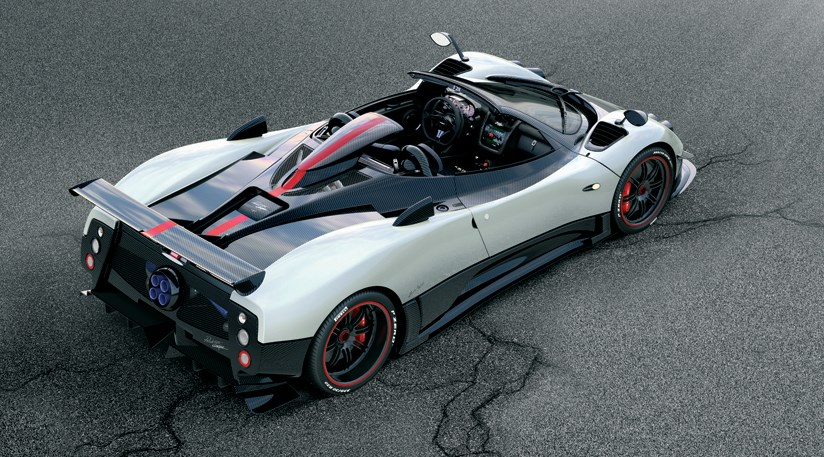 Pagani Zonda Cinque Roadster (2009): first official pictures | CAR ...