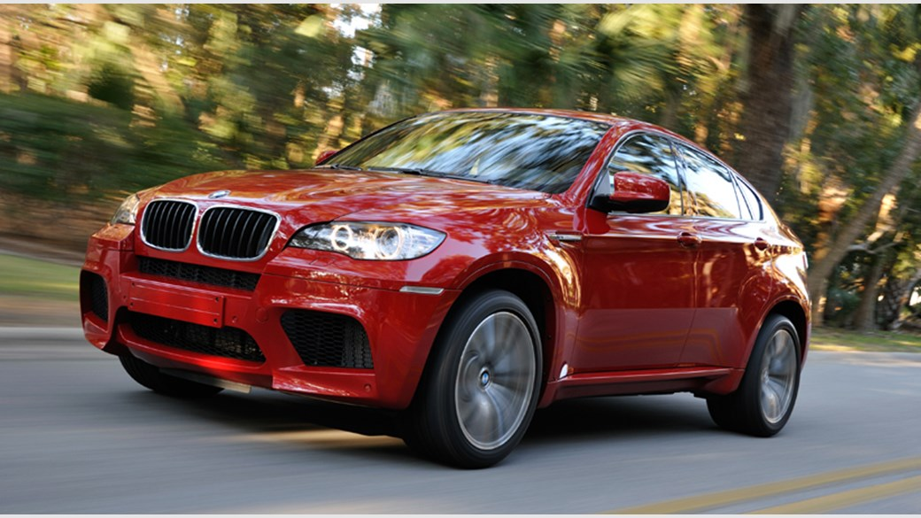 Bmw X6 M 2009 New Review Car Magazine