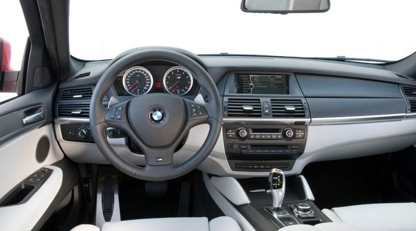 BMW X6 M (2009) new review by CAR Magazine
