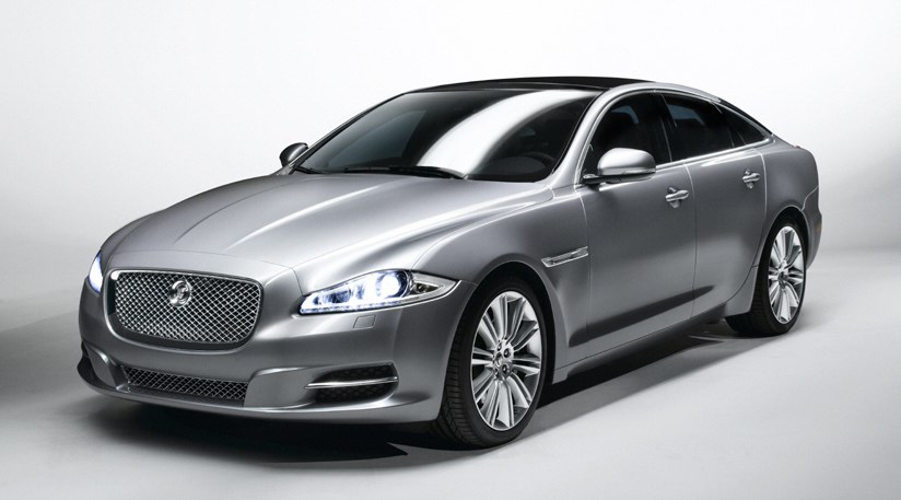 07fb31d9 Jaguar's new XJ: news, photos, video of 2010 Jag XJ | CAR Magazine