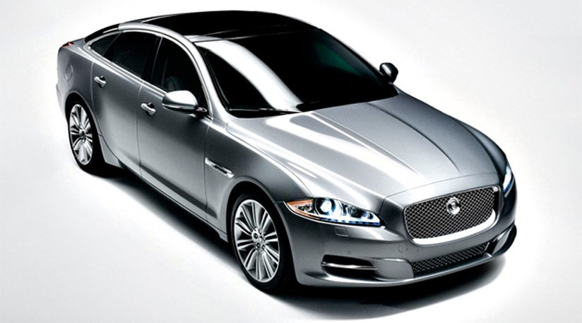 Jaguar's new XJ: news, photos, video of 2010 Jag XJ | CAR Magazine
