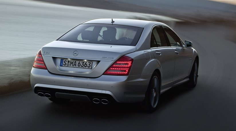 Mercedes S63 Amg 2009 Review Car Magazine