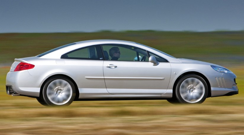 peugeot 407 coupe 2009 drops petrol engines by car magazine. Black Bedroom Furniture Sets. Home Design Ideas