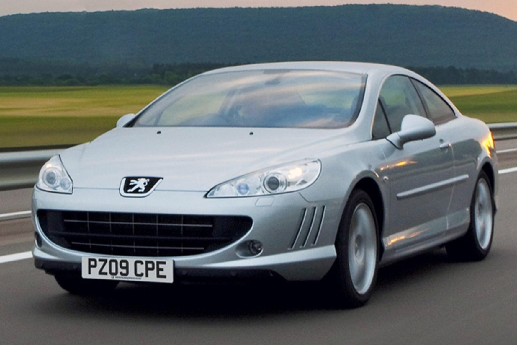 top gear peugeot 407 coupe смотреть онлайн
