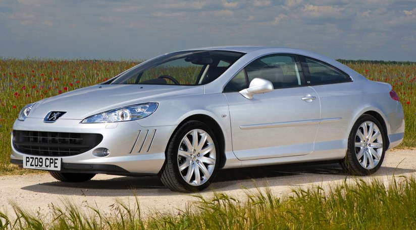 peugeot 407 coupe 2009 drops petrol engines by car magazine. Black Bedroom Furniture Sets. Home Design Ideas