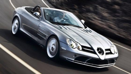 Mercedes Mclaren SLR | CAR Magazine