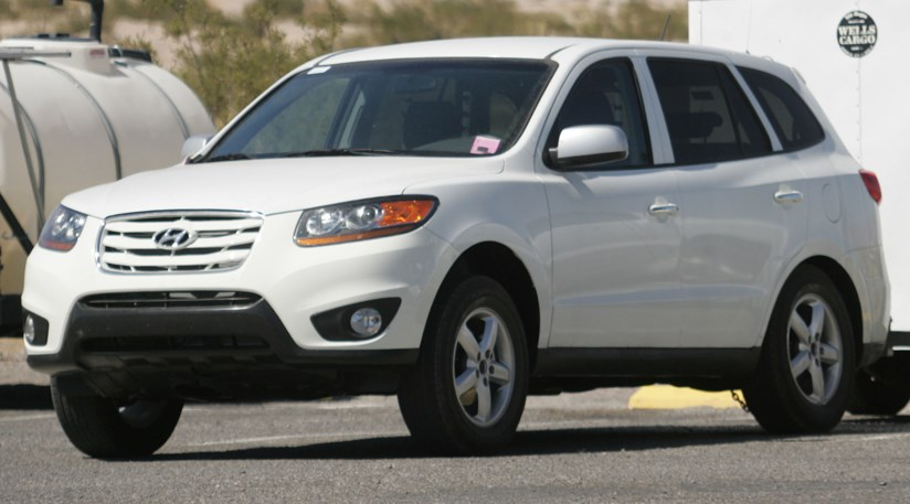 New Santa Fe 2010