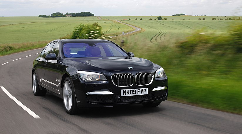 bmw 740d 2009 new review by car magazine. Black Bedroom Furniture Sets. Home Design Ideas