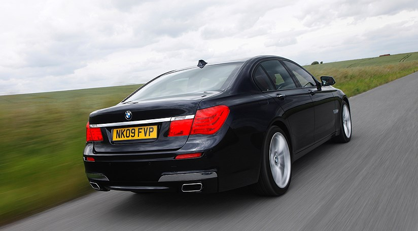 BMW 740d 2009 new review by CAR Magazine