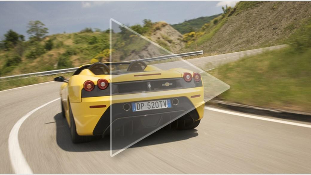 Ferrari Scuderia Spider 16m 2009 Review Car Magazine