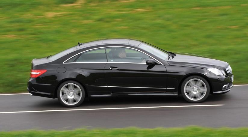 Mercedes E500 Coupé (2009) review | CAR Magazine