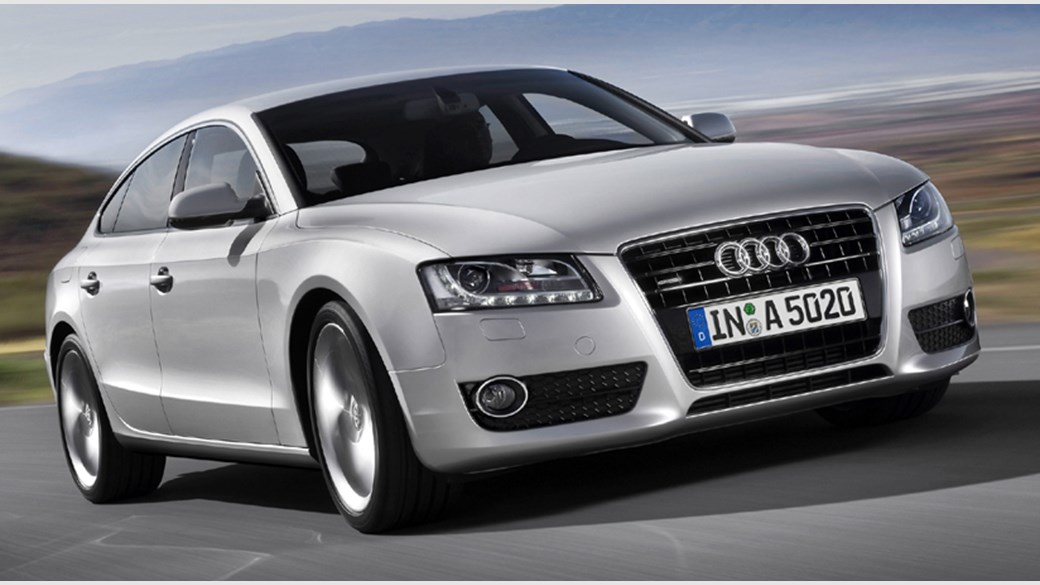 Audi A5 Sportback 2 0 Tdi Car Review
