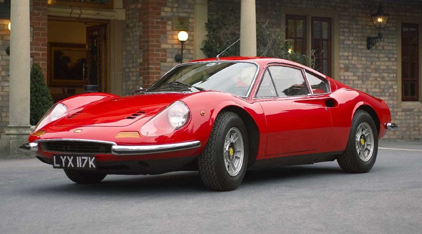 Ferrari S Junior Supercars A Potted History By Car Magazine