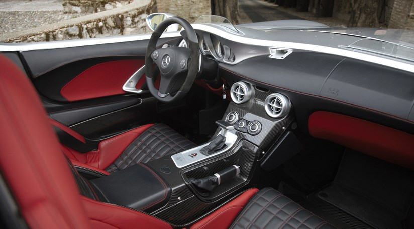 Mercedes Slr Stirling Moss 2009 Review Car Magazine