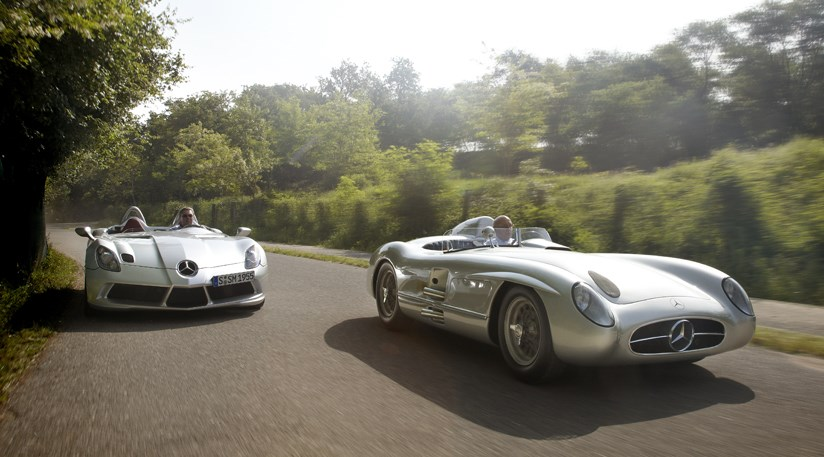 Mercedes slr stirling moss 2009 review by car magazine for Mercedes benz stirling moss