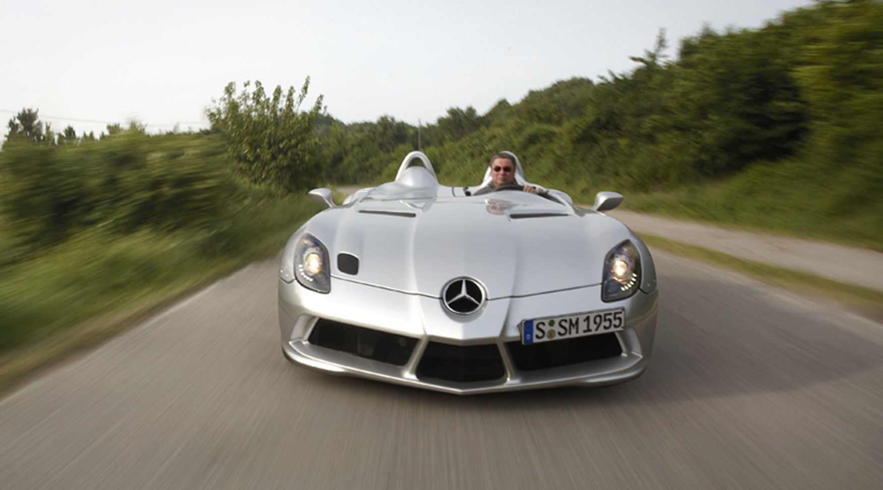 Mercedes Slr Stirling Moss 2009 Review By Car Magazine