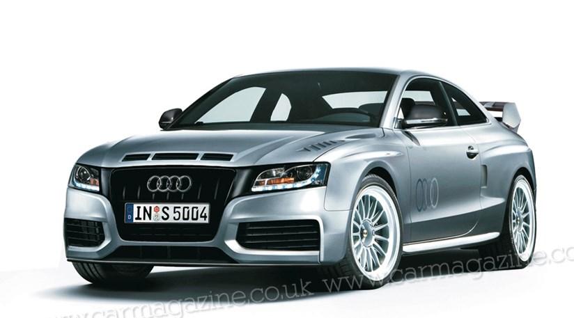 Audi Project Anniversario Grandson Of 220 R Quattro 2012