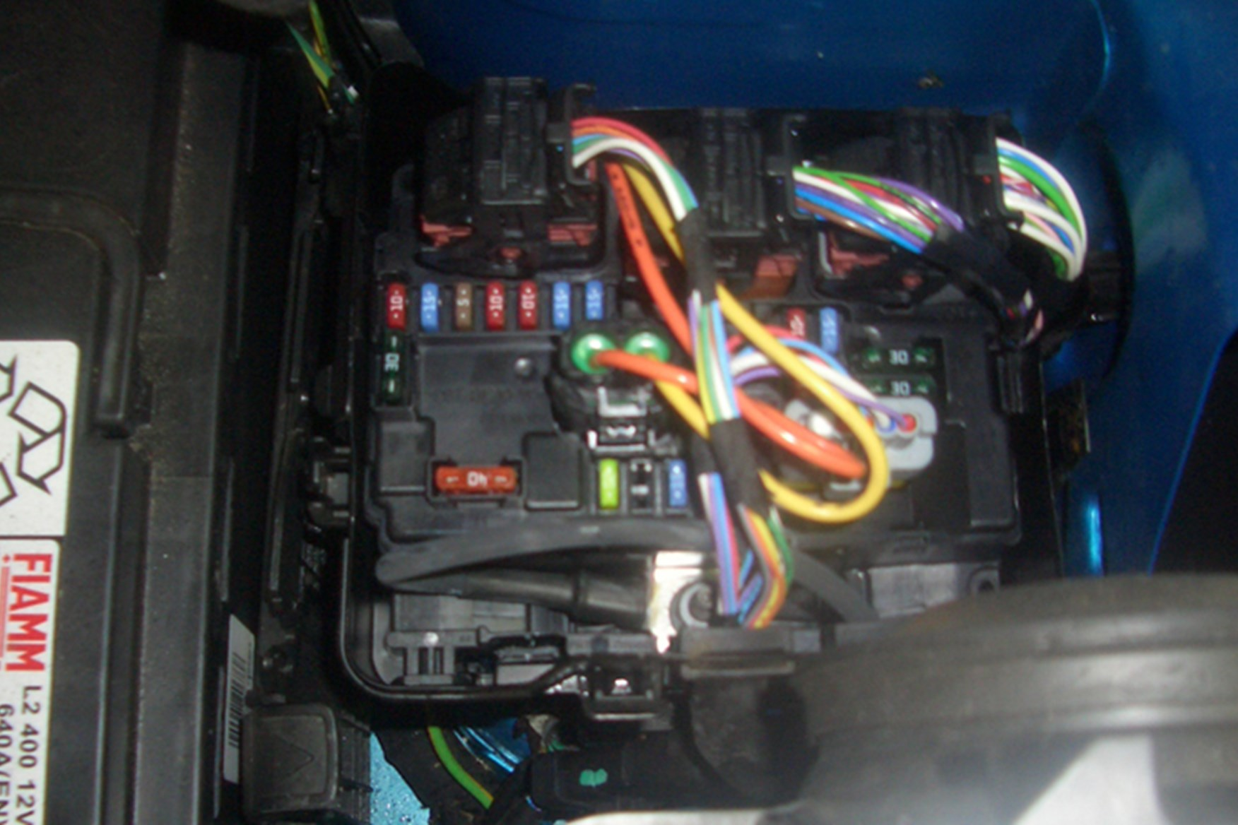 Car Fuse Box Problems Wiring Schematics Diagram Electric Not Working Citroen C3 Online Location