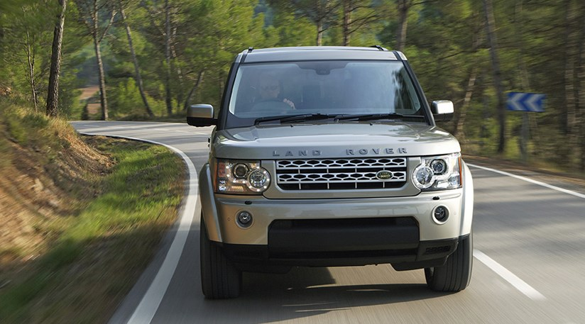 land rover discovery 4 manual