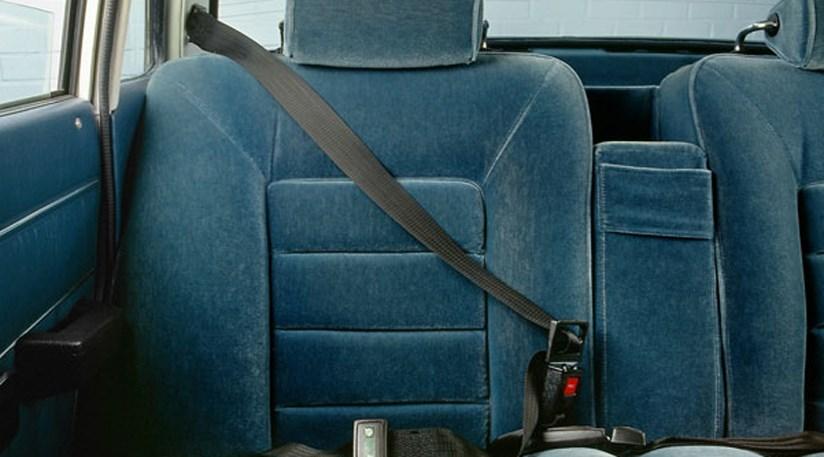 Volvo celebrates the seatbelt's golden anniversary by CAR Magazine
