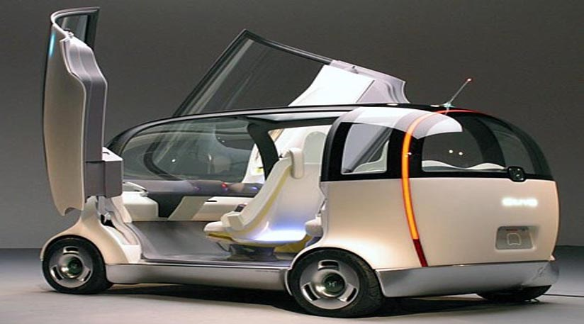 Japans Concept Cars The Craziest Of The Noughties Car Magazine