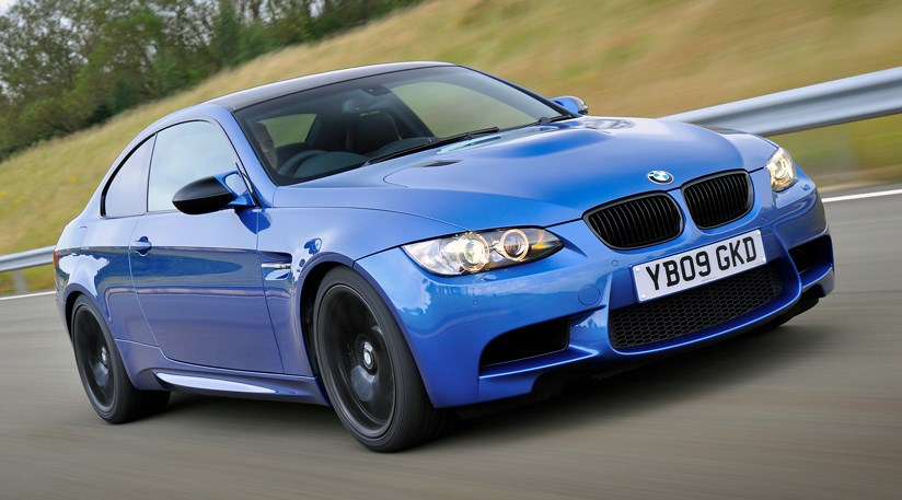 BMW M3 Coupe Edition (2009) review | CAR Magazine