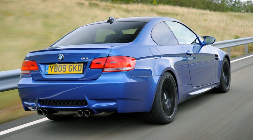 Bmw M3 Coupe Edition 2009 Review Car Magazine